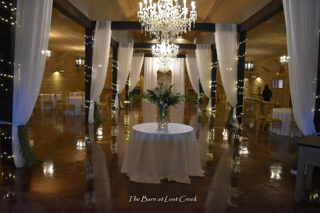 Hot Springs Arkansas Wedding Venue - The Barn at Lost ...